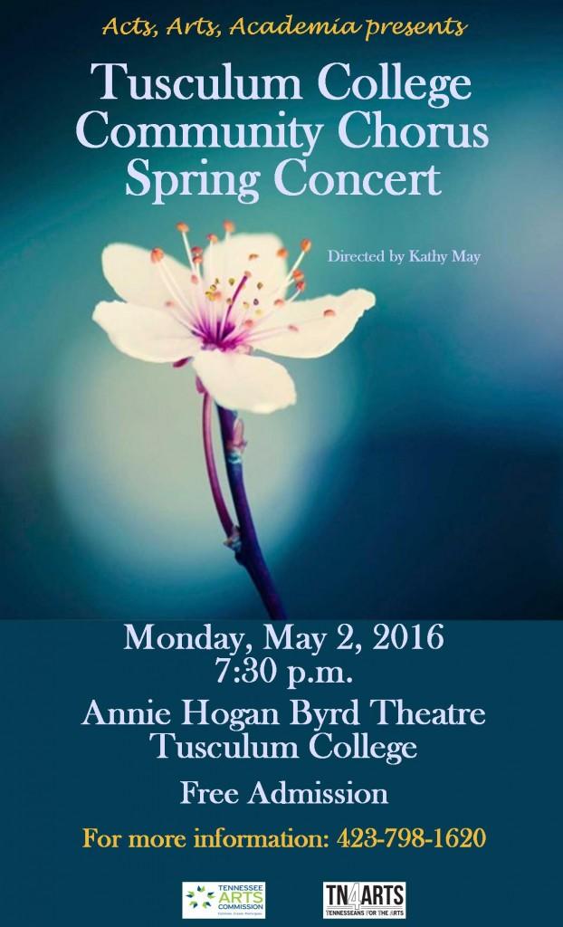 TCCC Spring Concert